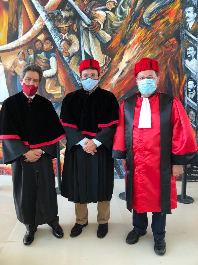 "Featured image for ""El Instituto Interamericano de Docencia e Investigación en Derechos Humanos nombra Doctor Honoris Causa a Alfonso Ortega Giménez"""